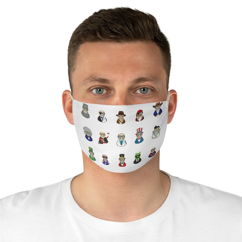 Fabric Face Mask – OPIE Pins